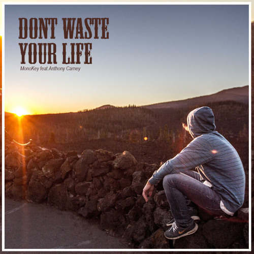 Dj MonoKey / Don´t Waste Your Life (feat. Anthony Carney)