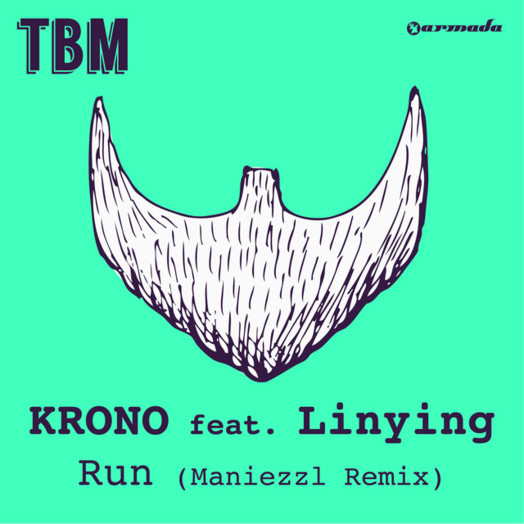 Krono / Run (Maniezzl Remix) [feat. Linying]