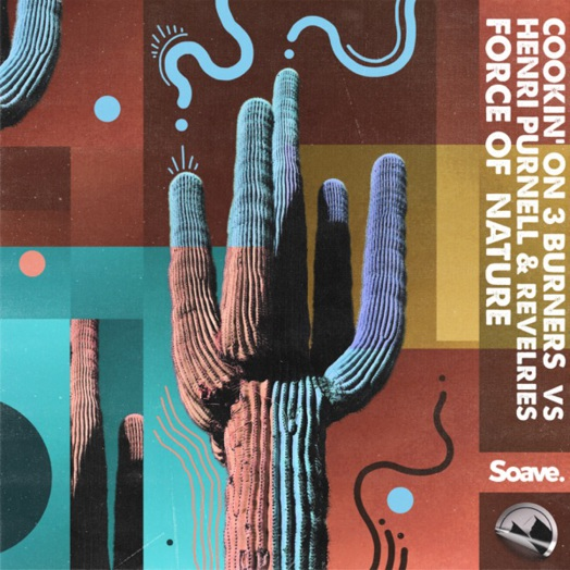 Cookin' On 3 Burners, Henri Purnell, Revelries / Force of Nature EP