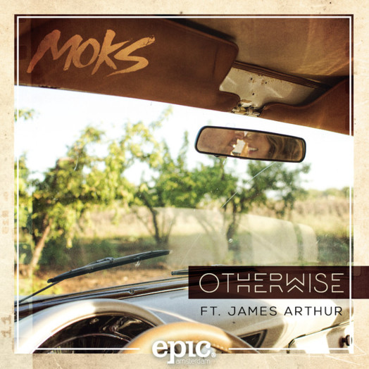 MOKS / Otherwise feat. James Arthur