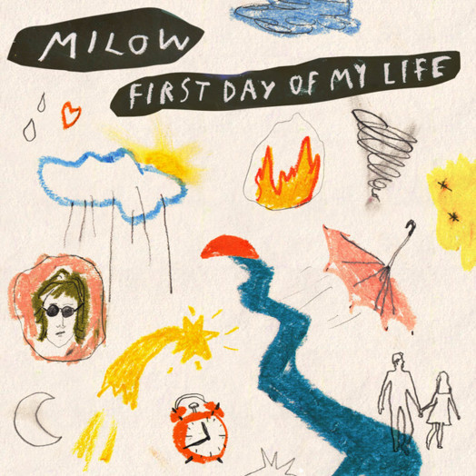 Milow / First Day of My Life